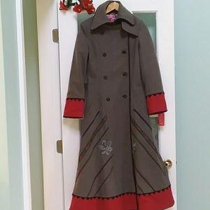 NWT Oilily Coat  KC